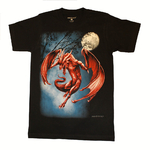 "Doc Black - Paul Fleming ""Moon Dragon"" T-Shirt"