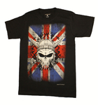 "Doc Black - Paul Fleming ""Union Skull"" T-Shirt"